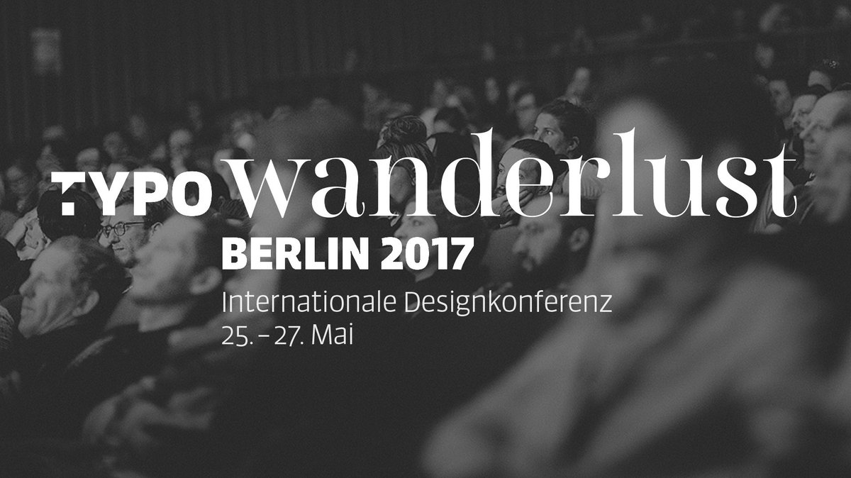 Typo Berlin → https://t.co/GvUnvCxiTj ← Ticketverlosung https://t.co/gI9oz3Nh5U