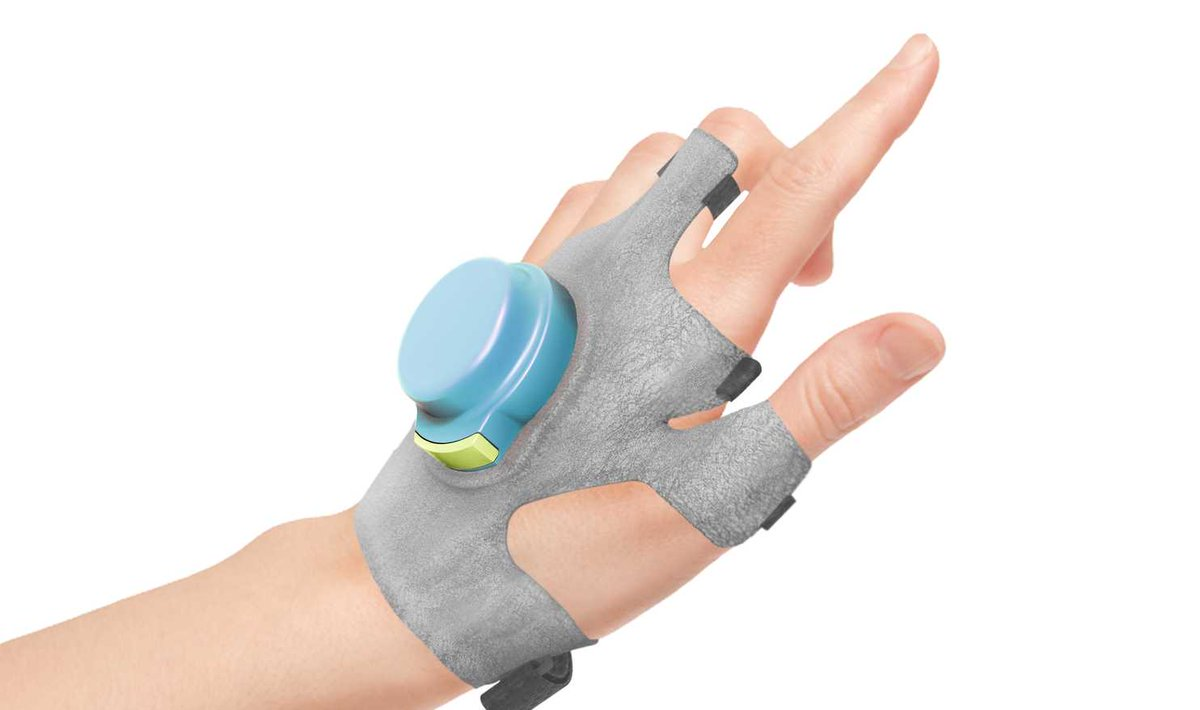 New Wearable Device for Parkinson's Patients Brings Hope