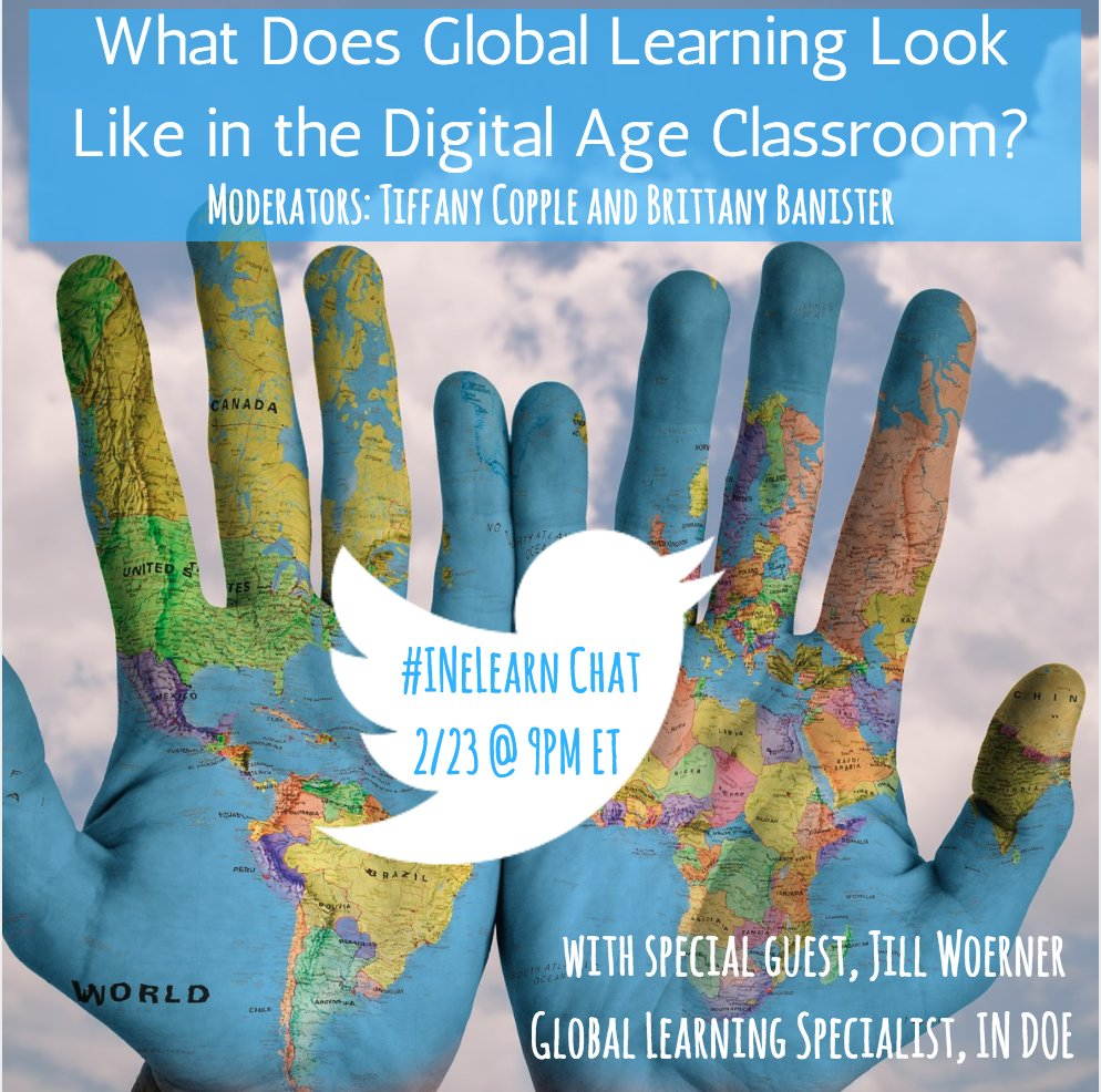 Thumbnail for #INeLearn Chat 2/23/17
