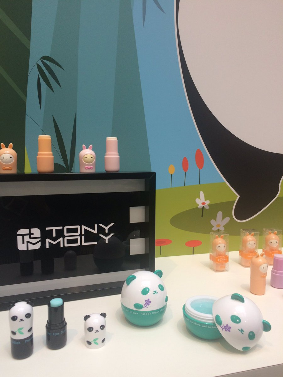 Les mignonneries Tony Moly #pressday #sephora #beautyblogger<br>http://pic.twitter.com/JtJvWAvWU6