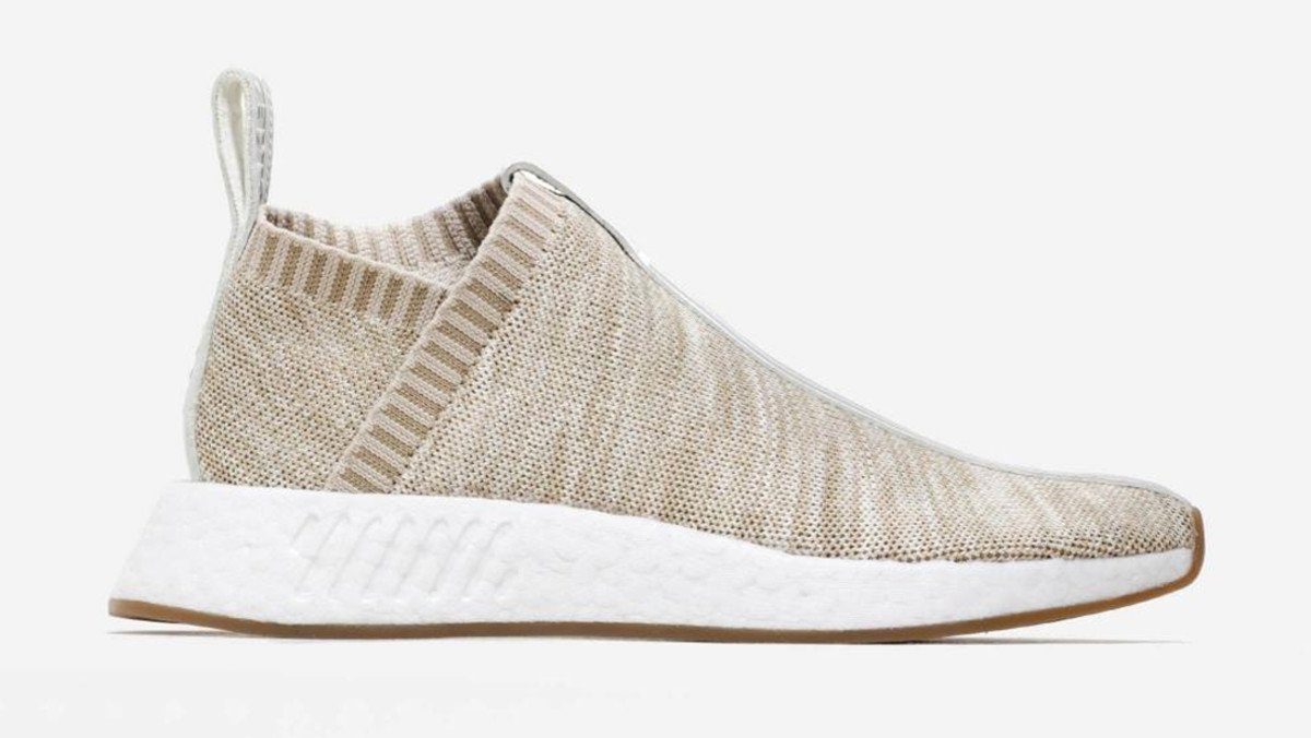4a57f2964 are we feeling the adidas nmdcs2 pk x kith x naked sandstone