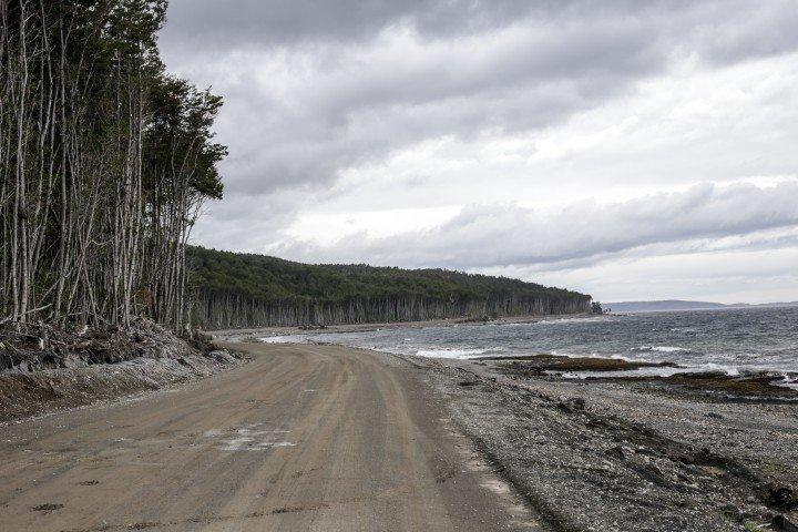 #Magallanes: Inauguran primeros 5 km del camino a Cabo Froward, que va de puente San Pedro a sector de Punta Árbol  http:// bit.ly/2lcvn9T  &nbsp;  <br>http://pic.twitter.com/3m3APRNtDX