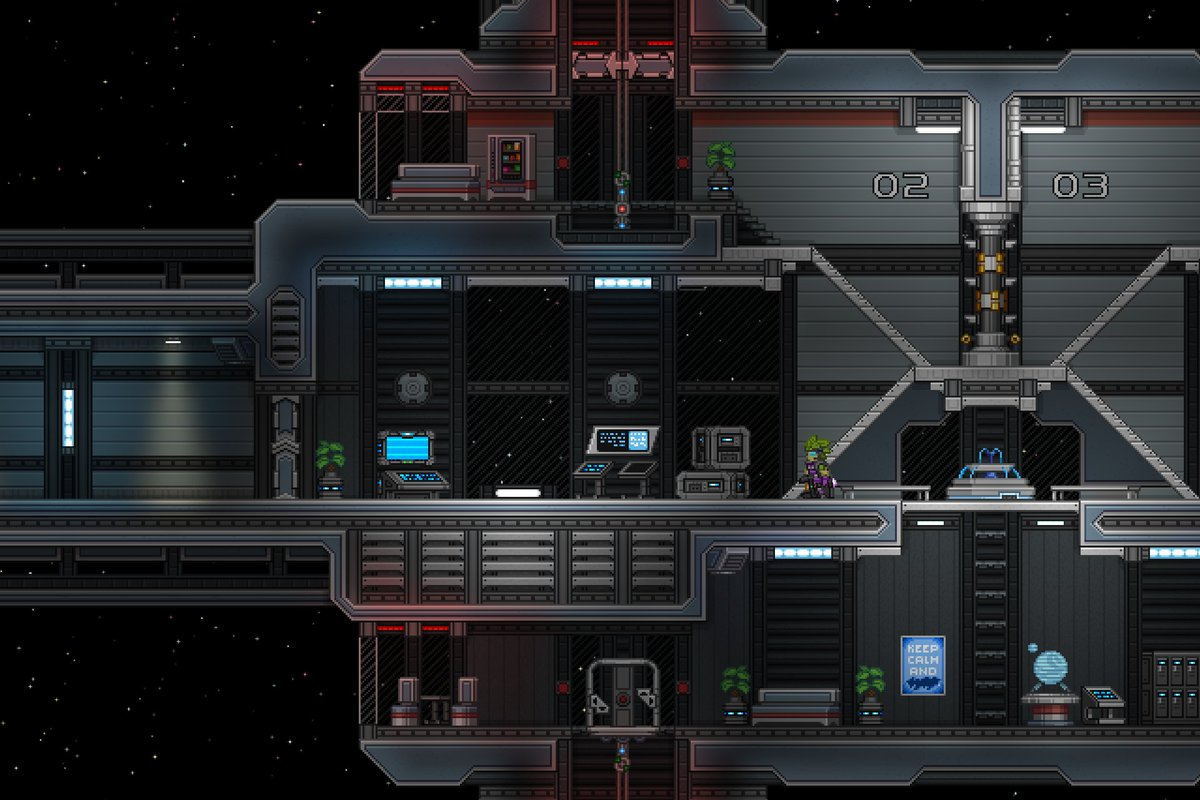 Admirable Starbound Rail Doors Novakid Sc 1 St Funny Wiring Digital Resources Antuskbiperorg
