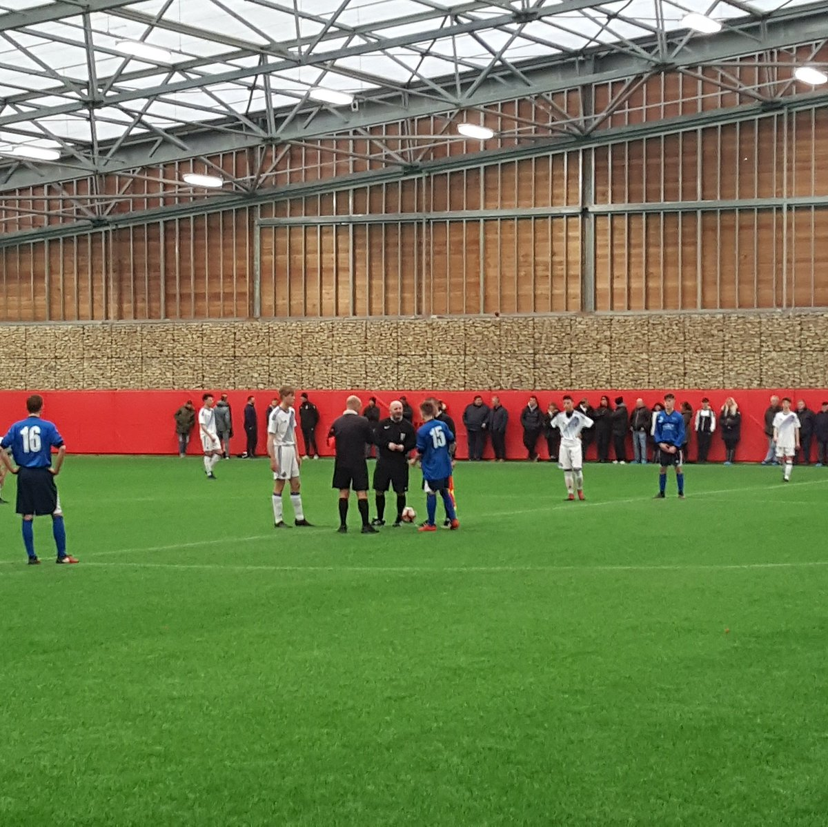 Fixture today against @SunderlandAFC. Good performance from the lads. #c4sfam #c4sacademy #platform #Pathways https://t.co/Reb7Dw8edV