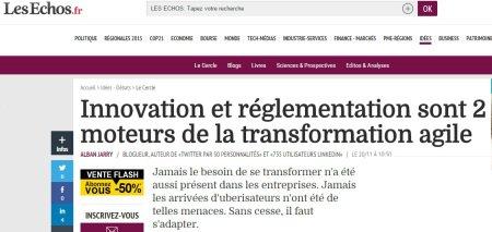 #Innovation et réglementation sont 2 moteurs de la #transformation agile (@CercleLesEchos) #Entreprise #transfonum  https:// albanjarry.com/2015/11/22/inn ovation-et-reglementation-sont-2-moteurs-de-la-transformation-agile-cerclelesechos-entreprise/?utm_source=Sociallymap&amp;utm_medium=Sociallymap&amp;utm_campaign=Sociallymap &nbsp; … <br>http://pic.twitter.com/hK9VYshBHB