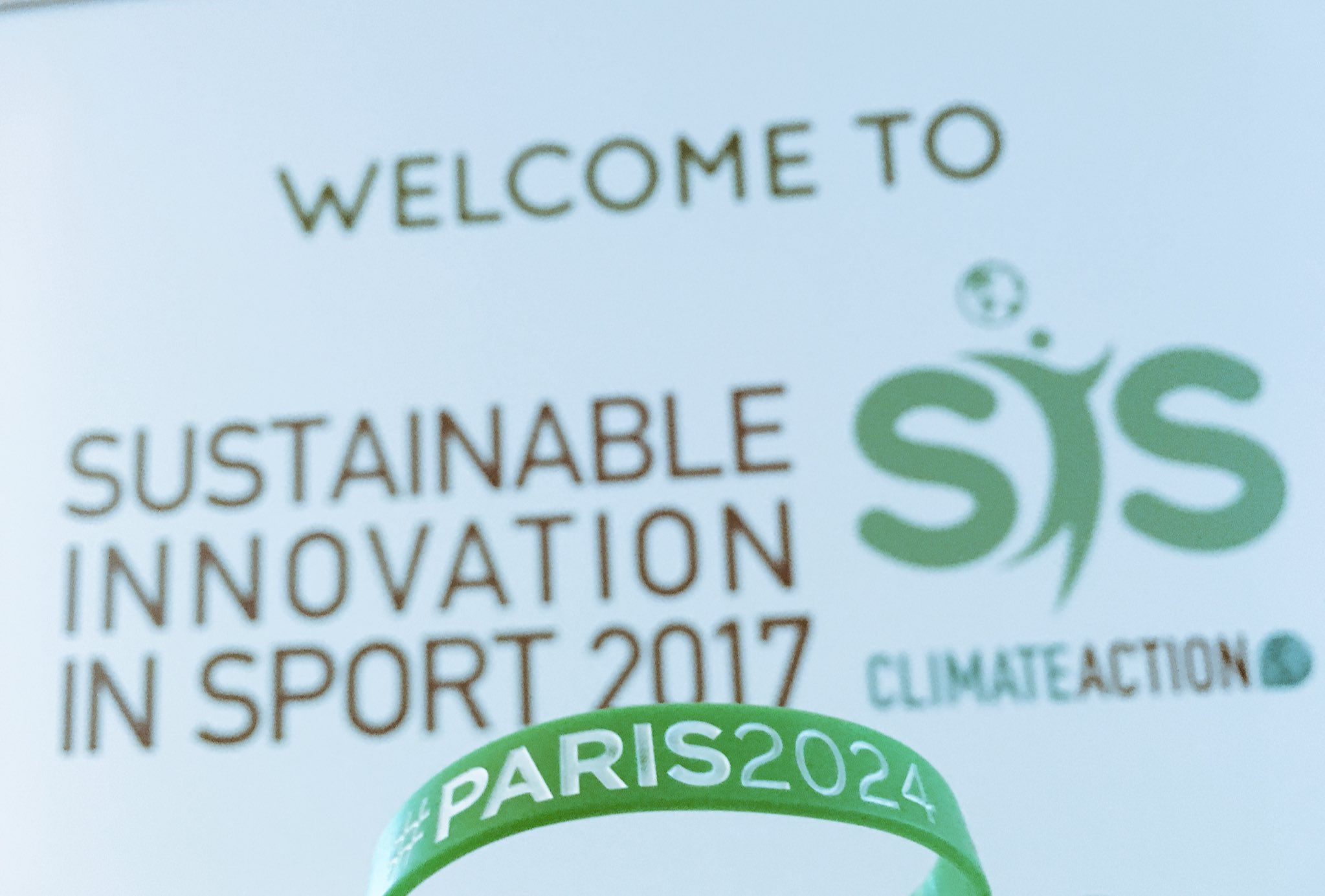 Thank you to all participants of #SIIS17 @Climate_Action_ It was a great moment of sharing for #Paris2024 team to put #Sustainabilty 1st https://t.co/SFPZ29PV9J