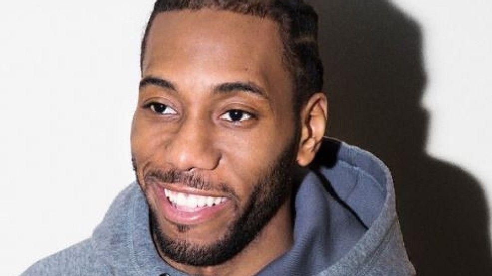 Kawhi Leonard admits to teasing Tim Duncan on his fashion sense https:...