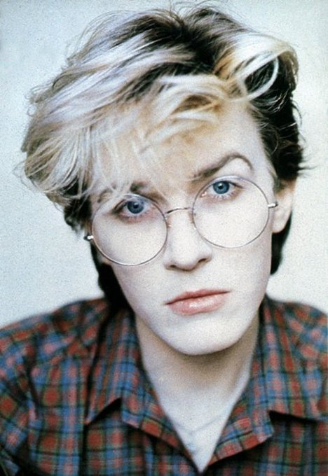 What a stud.  Happy Birthday, David Sylvian!