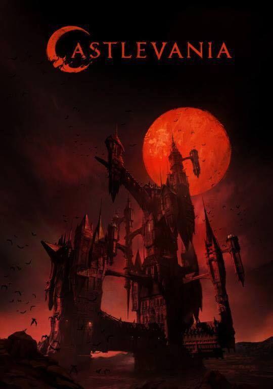 Post -- Castlevania, by Netflix -- Nueva temporada en verano C5X8yFlWAAAzMBp