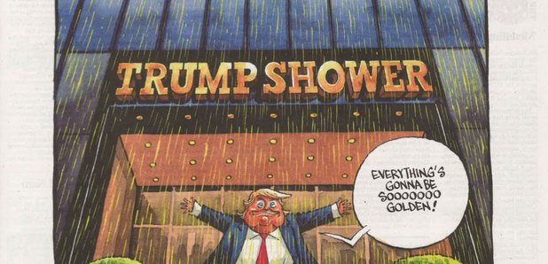 #trump&#39;s fixation w/ppl going to bathroom doesn&#39;t give him right to control their gender. #goldenshower #transrights #noh8<br>http://pic.twitter.com/z01qaJoHER