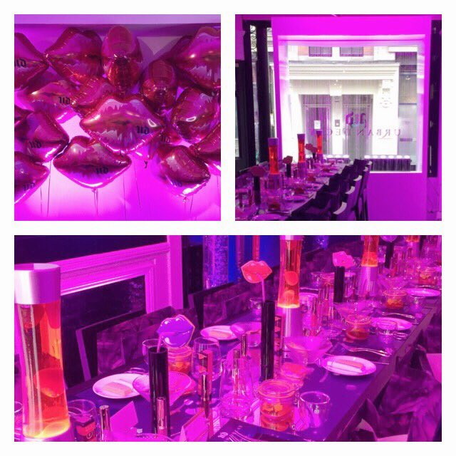 Setting up for #lipstickismyvice for @UrbanDecay #pressday #presslaunch #beauty #beautyscene #lipstick #lips #event #eventprofs #londonevent<br>http://pic.twitter.com/NMZS7j4yHq