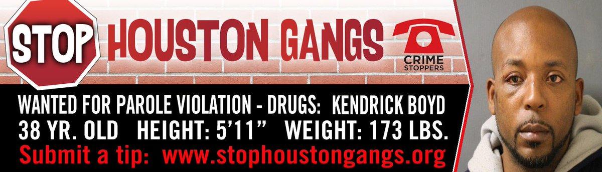#SeBusca Kendrick Boyd. Hasta $5,000 en recompensa @CrimeStopHOU @StopGangs @HoustonPolice @HCSOTexas #HouNews<br>http://pic.twitter.com/mObPcnDyq2