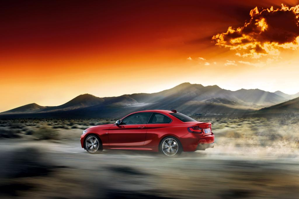 The #BMW #2series Coupé doesn\'t just need a driver; it needs an accomplice as well.