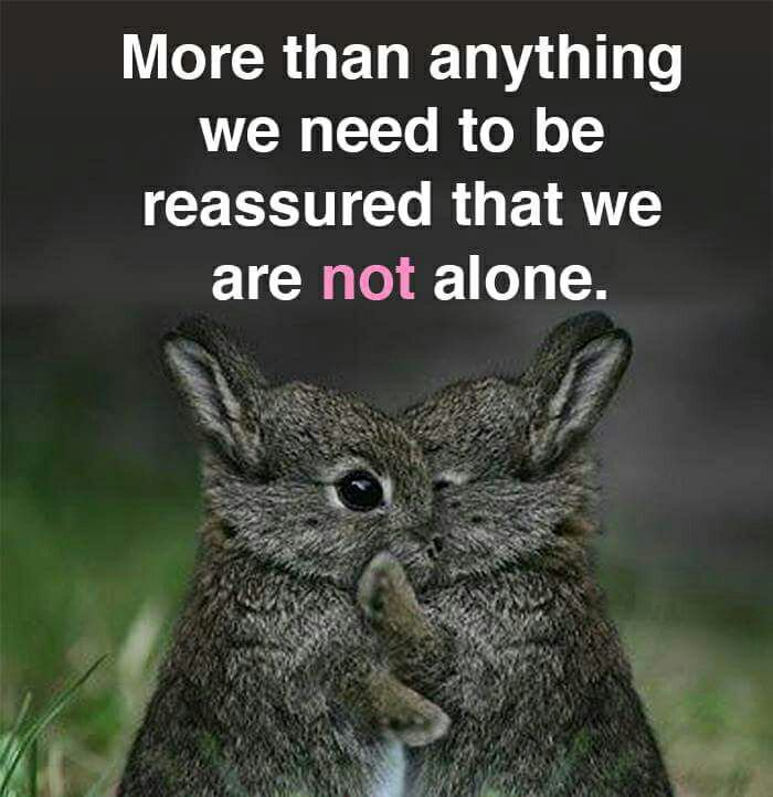 You Are Not Alone! #dystonia #dystoniaAwareness #dystoniaCure #notalone #empathy #compassion<br>http://pic.twitter.com/PEoeHS4yRD