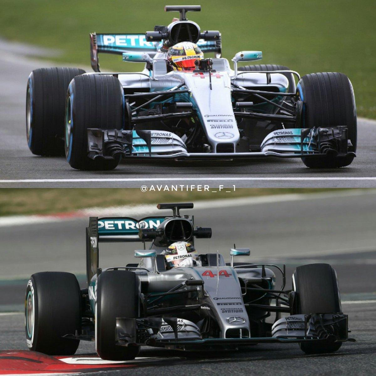Mercedes AMG F1 W08 EQ Power +