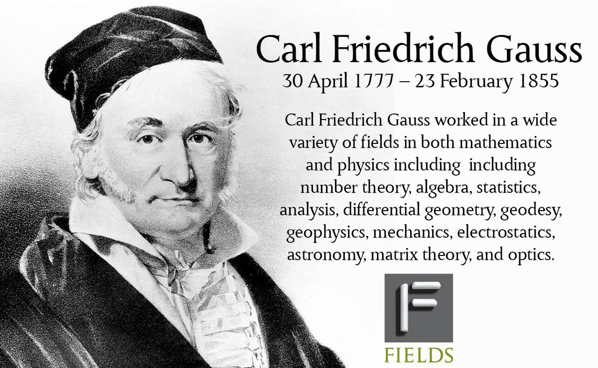 The Fields Institute on Twitter: