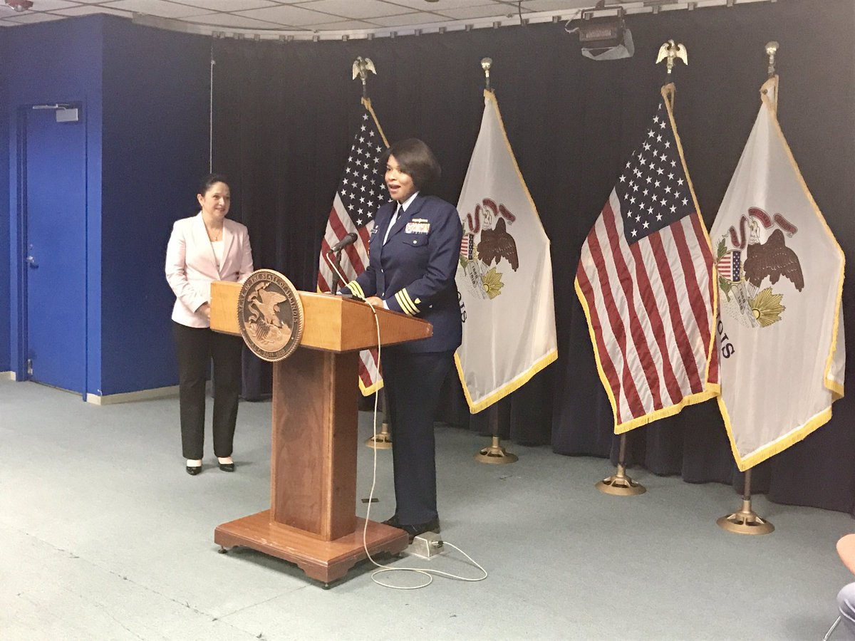 ... Commander Zeita Merchant! Breaking down barriers as the 1st African American female to lead a Marine Safety Unit. #twill https://t .co/3JPeh87nHM""