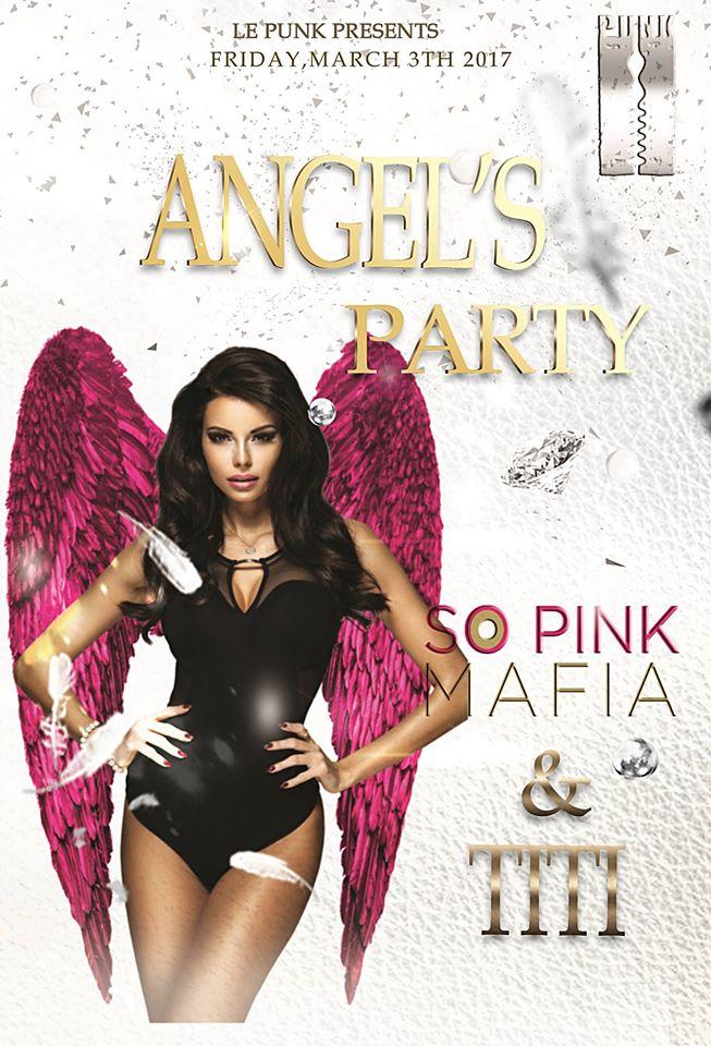 Les anges sont de retour!!! @SoPinkMafia &amp; #Titi Presents #AngelsParty #SoPinkMafia #PunkBar #Lausanne #Mar3 #DeepHouse #SXM @K_Swissxtreme<br>http://pic.twitter.com/cYw1PNffhk