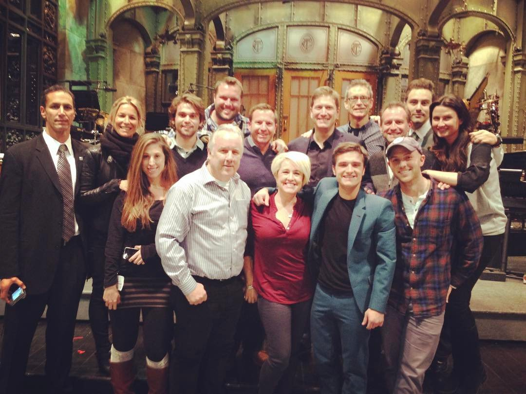 #INSTAGRAM @Mhutch1224 : Juste un petit retour à 2013 à l&#39;incroyable SNL! #snl #comedy #bucketlist #saturdaynightlive #amzing -<br>http://pic.twitter.com/IHVCaNEGq4
