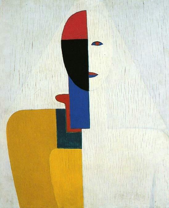&#39;Female torso&#39;,  &#39;Dissolution of sensation&#39; Kazimir#Malevich, 1879-1935 #Russian #art<br>http://pic.twitter.com/dKfyw4ev1J
