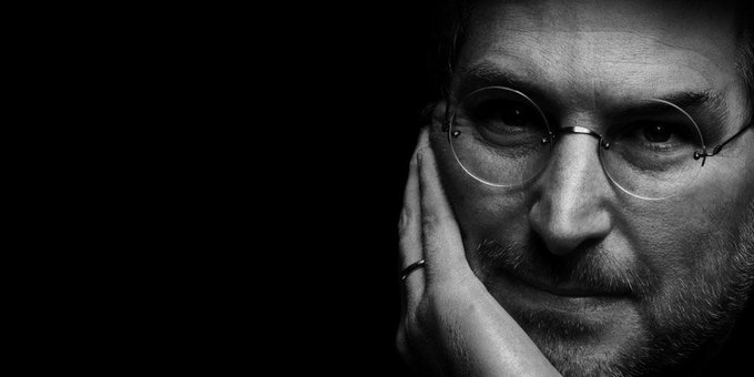Happy Birthday to the inspirational Steve Jobs. Stay Hungry, Stay Foolish.  !