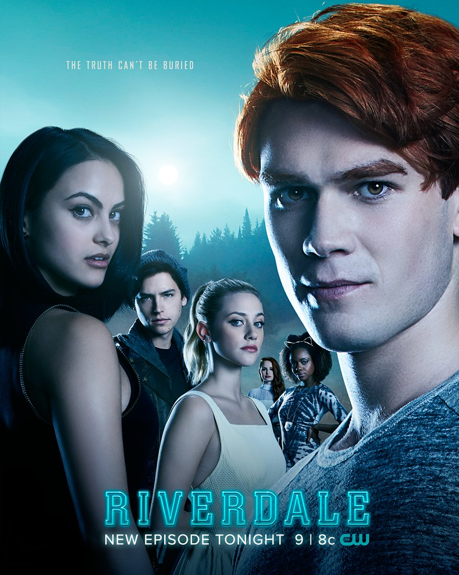 The truth can't be buried. #Riverdale is new TONIGHT at 9/8c on The CW! https://t.co/1HgWDVmOCj