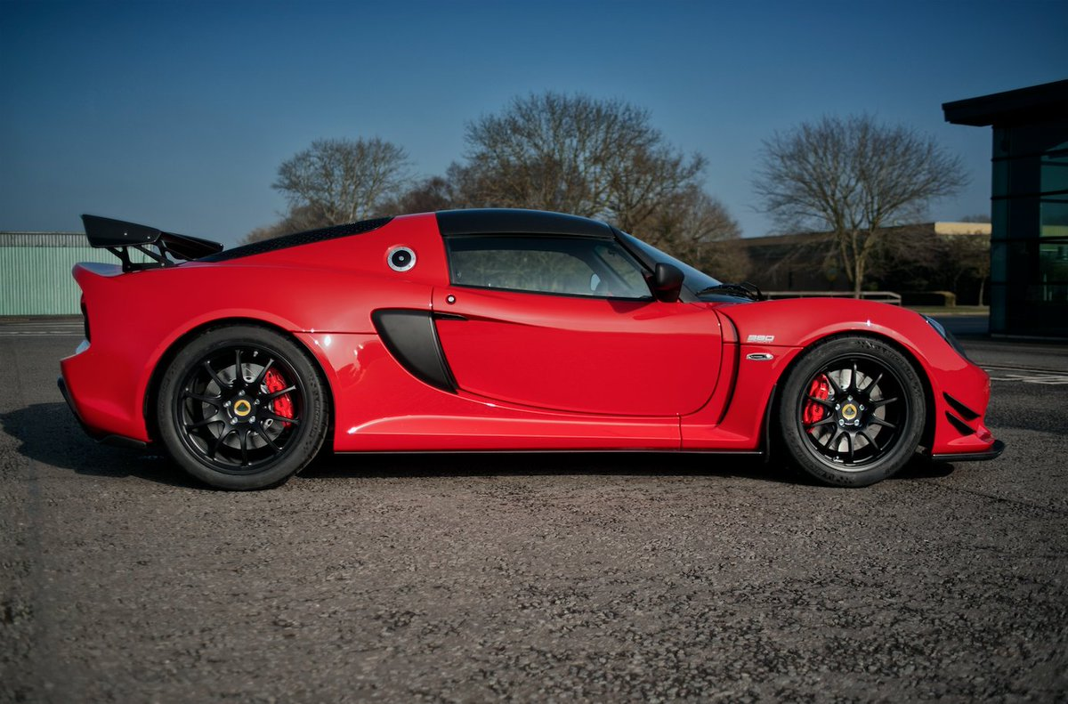 Lotus Cars On Twitter The Exige Sport Red Hot Chilli Power