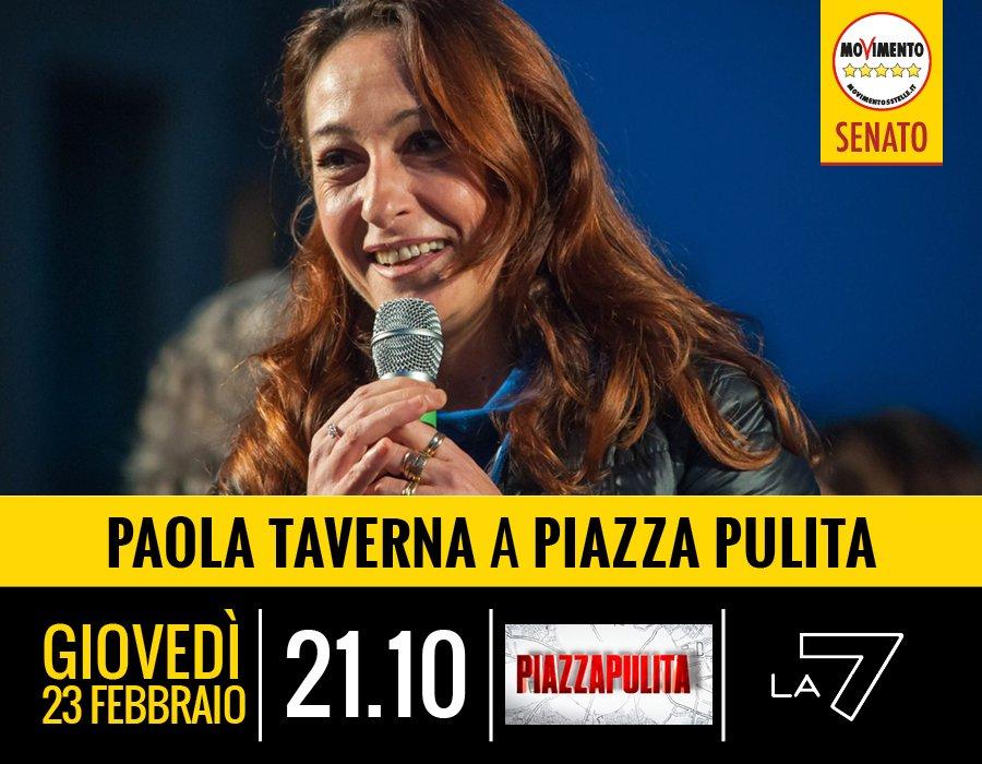 Ci vediamo stasera su @La7tv! #piazzapulita https://t.co/ypdfygUW12