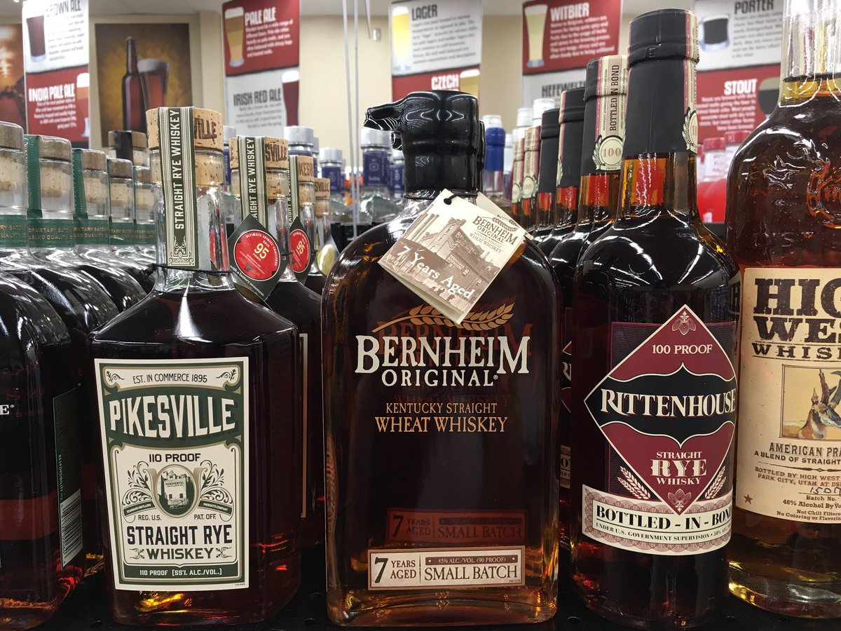 Hurry in for these highly allocated whiskey releases before they're go...