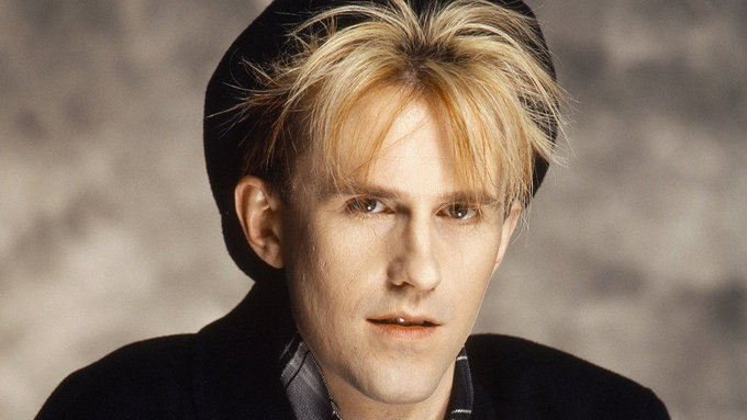 It\s Howard Jones\ birthday today. Many happy returns