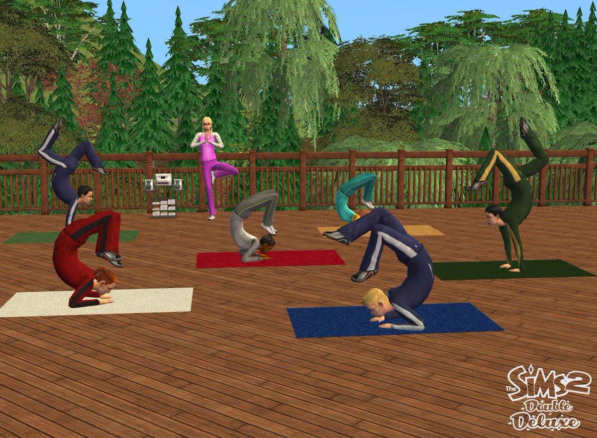 Beyond sims beyondsims twitter for Sims 4 fishing