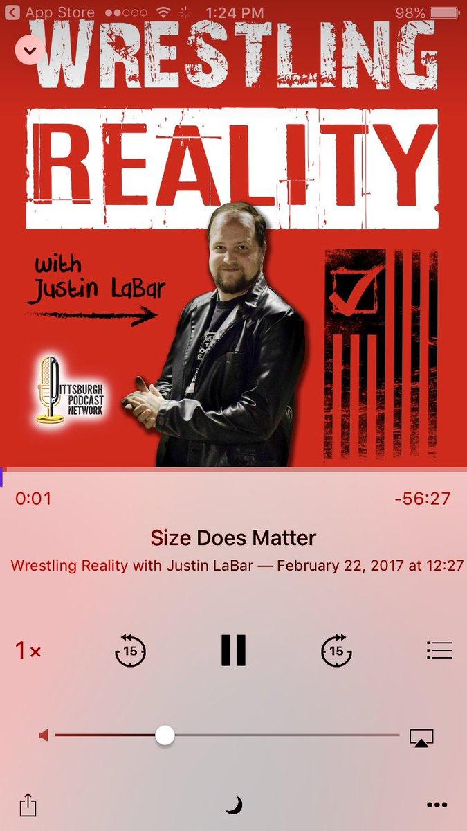 @JustinLaBar podcast time https://t.co/LktcEmX9ZQ