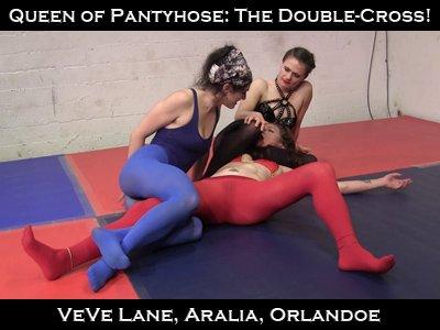 Ok For Pantyhose Wrestling