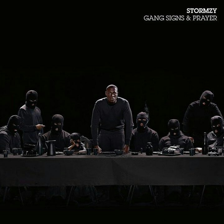 🔔 @Stormzy1's debut album 'Gang Signs & Prayer' is OUT NOW!!! #GSA...