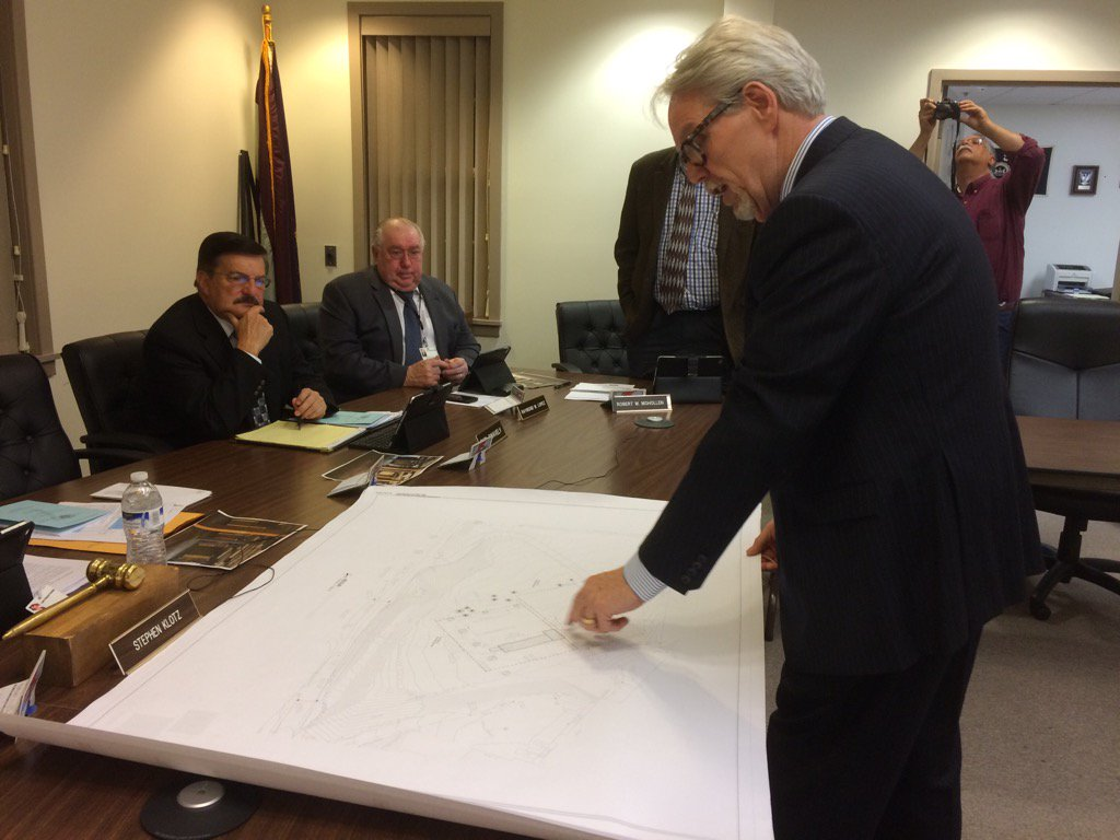 Whelan tells Lower Pottsgrove facility would require no new construction and is fenced. https://t.co/Jd3gfdUV5k