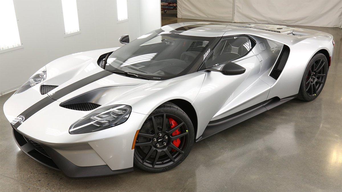 Jalopnik On Twitter The Ford Gt Competition Series Looks Like A No Frills Ferrari Killer Https T Co Zjzkqdqtw