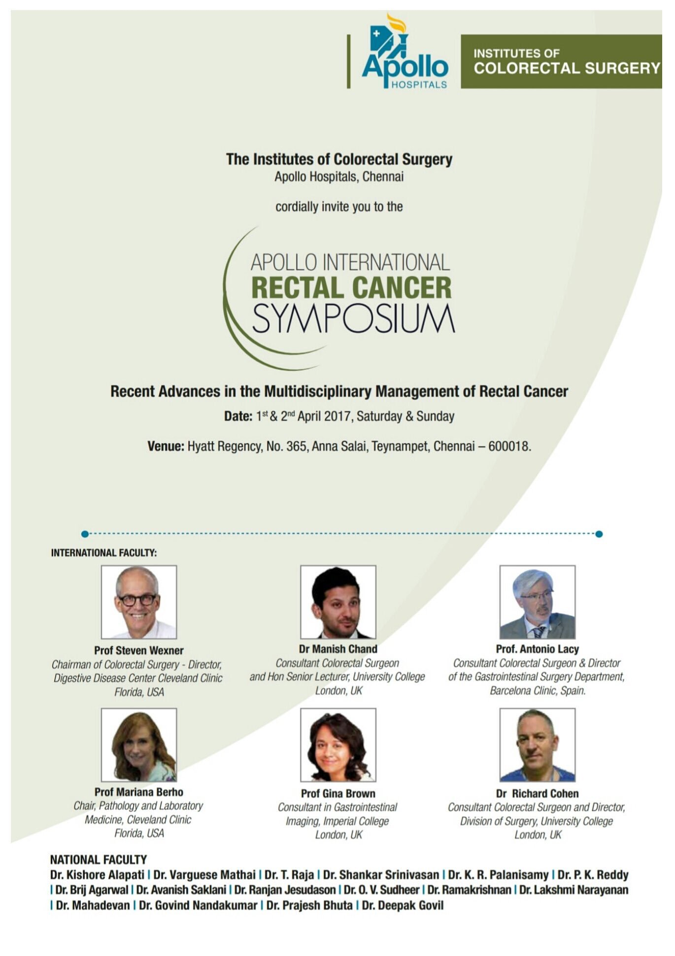 steven wexner on twitter mark your calendars for upcoming steven wexner on twitter mark your calendars for upcoming international colorectalsurgery collaboration cleveclinicfl aischannel ucldivofsurgery