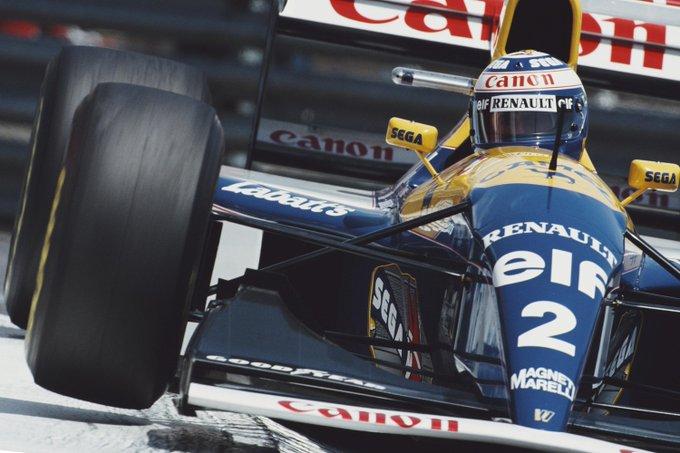 Happy Birthday Alain Prost! (Monaco, Imola, Estoril & Kyalami) 1993 (Williams-Renault FW15C)