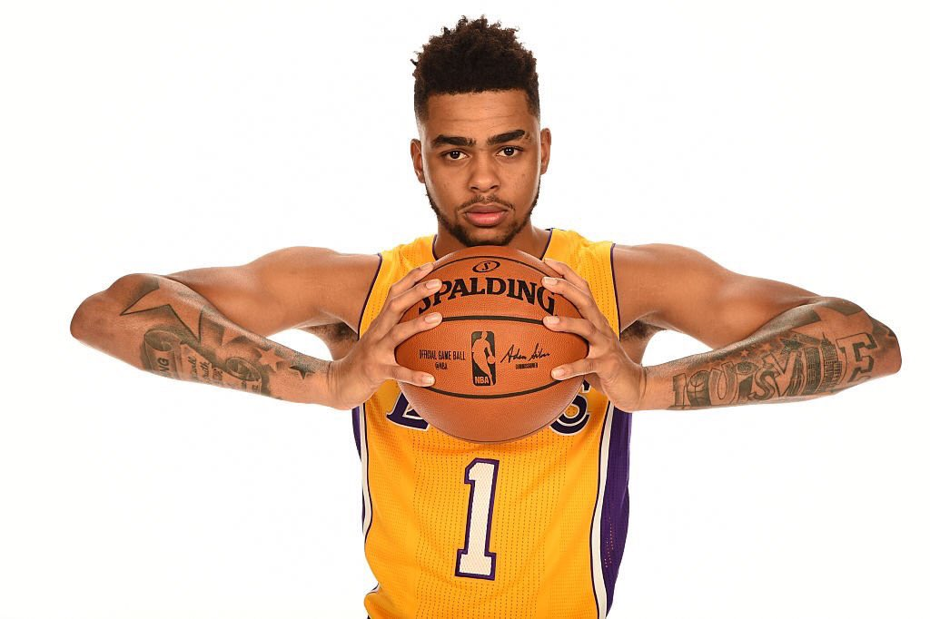 NBA_Skits: Happy 21st Birthday to D\Angelo Russell!