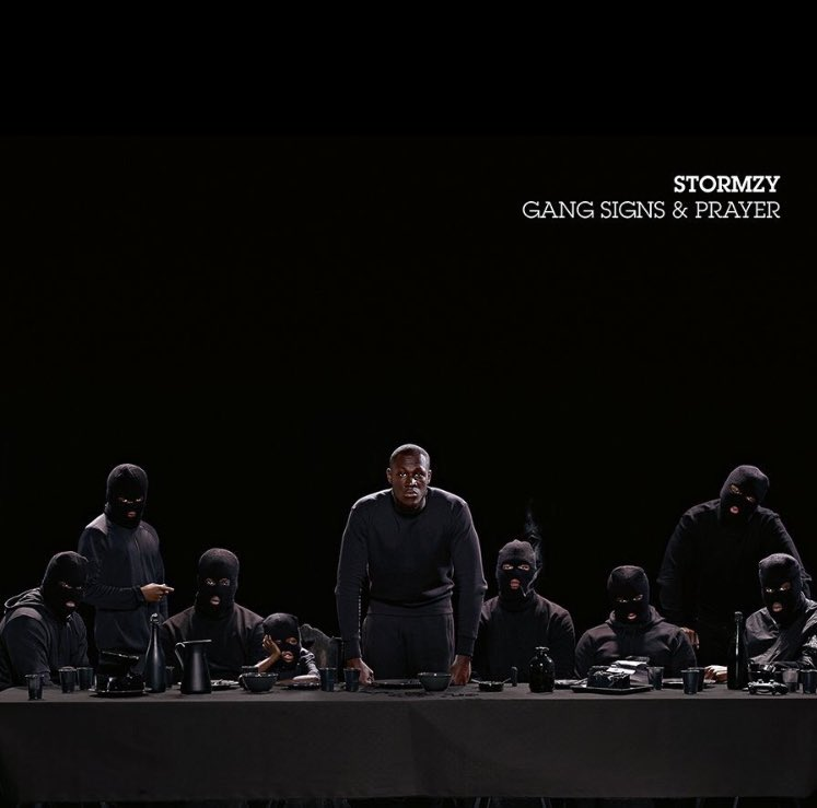 Yep my bro @Stormzy1 album is finally out #GSAP catch me on there on a...