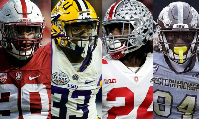 ICYMI, here are experts' latest mock draft projections for the Bolts....