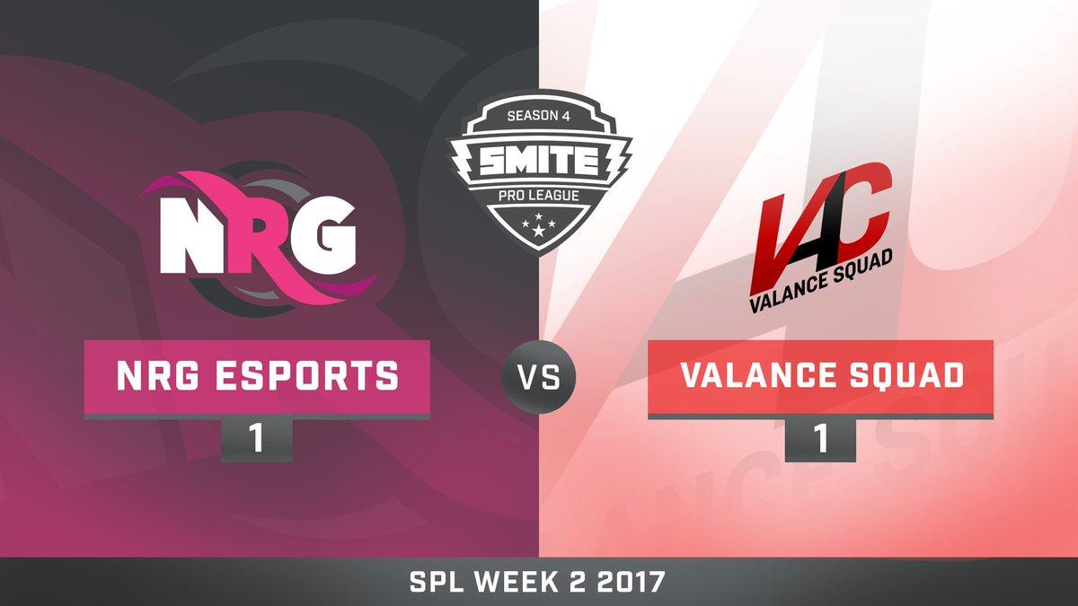 NRG eSports vs Valance Squad