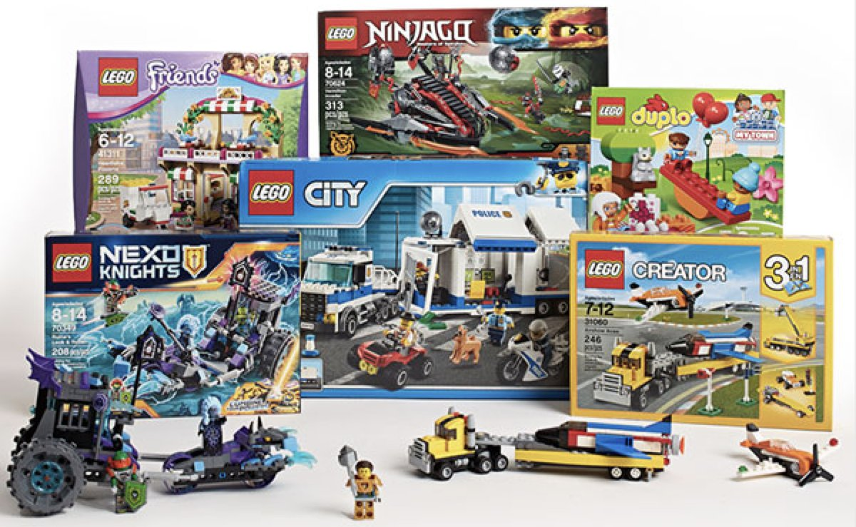 Barnes Noble On Twitter 25 Off Select Lego Group Sets