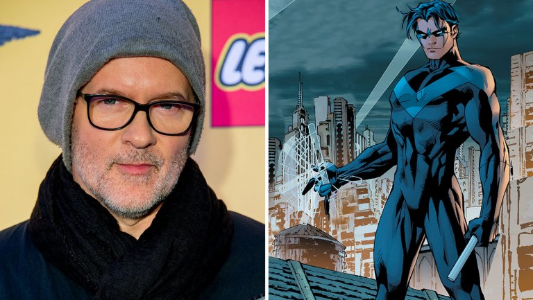 Warner Bros. Plotting 'Nightwing' Movie With 'Lego Batman Movie' Direc...