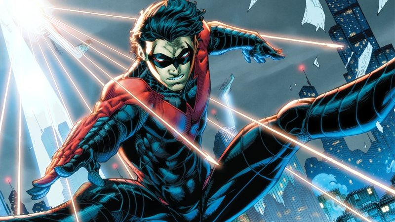 The Lego Batman Movie's director will bring Nightwing to the big scree...