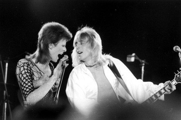 Mick Ronson Ronno: Genio musicale a fianco di David Bowie