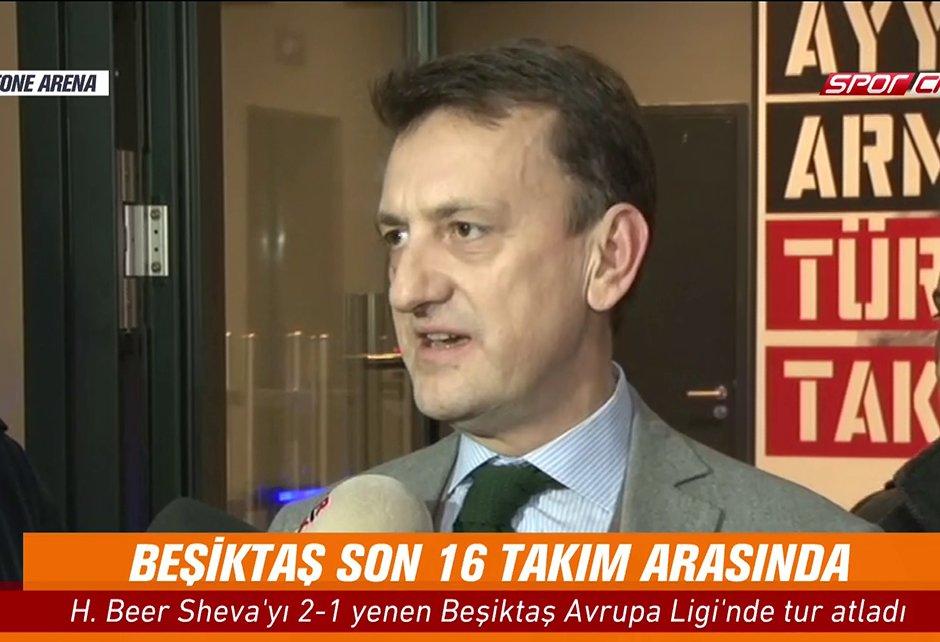 Metin Albayrak: 'Hedef 2 kulvarda zirve' https://t.co/9z8llrngkl https...