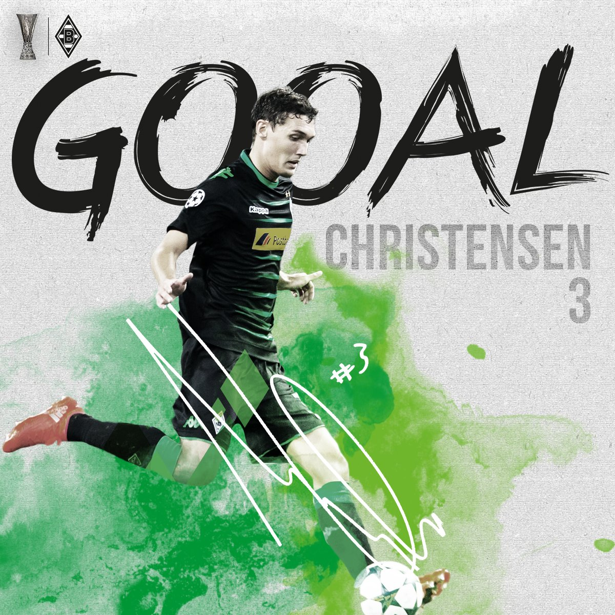 THIS. IS. NOT. HAPPENING!!! (60') #fohlenelf #UEL #FIOBMG 2-4 https://...