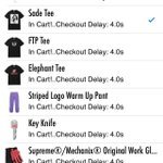 Just copped Elephant Tee with @thenikebandit #SuperiorBot