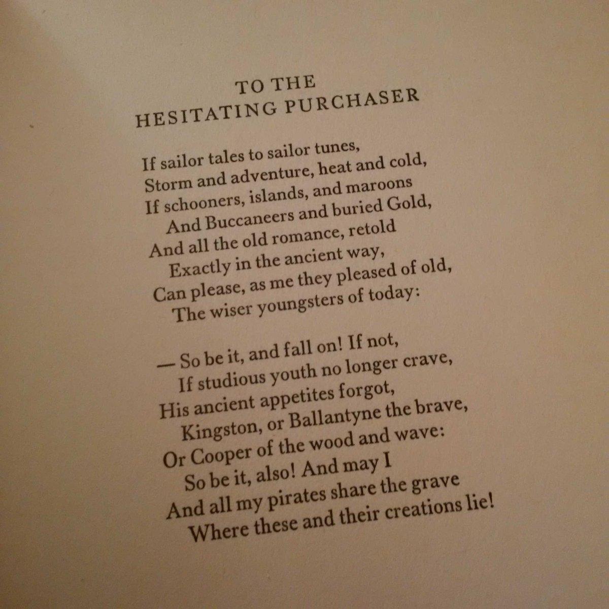 treasure island poem